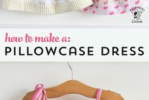 Pillowcase Dress Tutorials