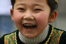ethnic groups, people