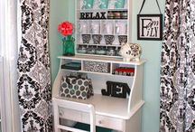Craft Room Ideas / by Melissa Stout