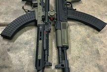 oküz dağı için silahlar