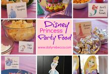 Princess theme / Party ideas