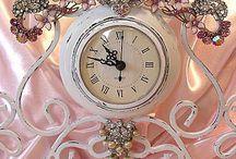 Clocks Tick Tock! / by Lois