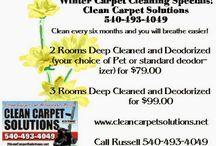 Clean Carpet Solutions