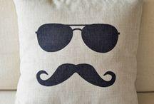 Moustache stuff