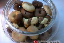 Συνταγές για κουλουράκια-μπισκότα