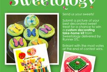 Sweet Contests! / Fun contest for free sweetology goodies!