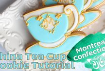 Paying tutorial created for patrons of my work available via Patreon.com/montrealconfections / These tutorials are rewards to those who choose to support my efforts via Patreon. / by Montreal Confections