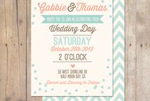 Chevron Wedding Ideas