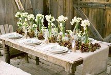 Decoraciones de mesas