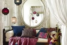 Bohemian Exotic Decor