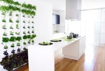Green stuff for in and/or around the house / Cool stuff for your own home, or just to inspire you