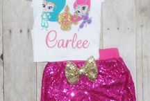 Shimmer & Shine Birthday