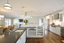 Full Home Interior Renovation Project in Massapequa, NY / We completed this Full Home Interior Renovation Project in the town of Massapequa, NY. The clients along with us here at Premier Building, were very pleased with the end result.