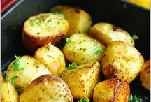 What to cook POTATOES.... love