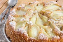dessert aux poires ou au citron