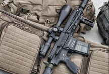 Tactical Weapons / by Heath