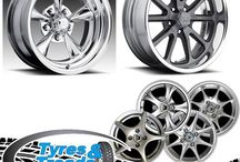 Tyres & Tread Mag wheel Posts / All photographs related to our Mag Wheel sales and related services.