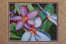 Hawaiian Art & Vintage Posters / This board features local Hawaiian artists along with other beautiful Hawaiian/tropical art.  / by My Virtual Scrapbook