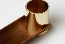 wood&brass