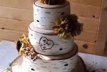 Birch tree  cake.