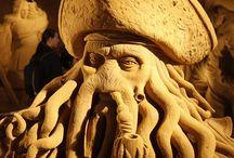 Sand Sculpture / by John Erwin