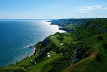Incredible Golf Courses / Inspirational and incredible golf courses across the world