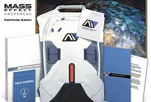 Mass Effect Andromeda: Pathfinder Edition Guide / Mass Effect Andromeda Pathfinder Edition Guide that includes Mass Effect: Andromeda Initiative Backpack, Alternate Premium Hardcover Guide, DLC Code, Welcome Letter, Galaxy Chart, 32 page Field Journal, Branded Envelope, and Mobile-Friendly eGuide.