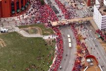 St Louis Cardinals / Greatest Baseball team ever / by Flo Jojedi