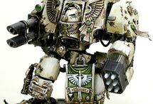 Warhammer 40k / Cool things from the 40k universe