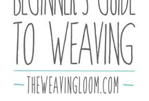 Crafts - weaving | weven