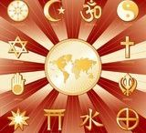 Faith / I wish religious harmony for the world. We all are equal under one God!
