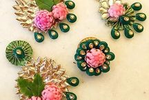 floral jewel