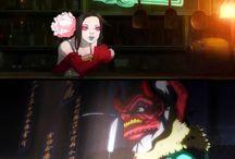 Chinese in Comics & Animation / Chinese language in comics, animation and illustration