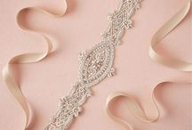 Wedding accessories (bridal)