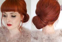 Jillian Elizabeth Wedding Hair