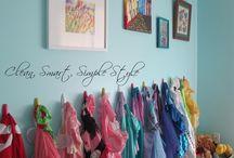 kids rooms / by Lindsay Bay