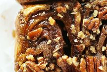 sticky bun vegan