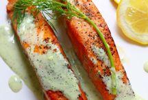 Food - Main Meals - Fish & Seafood