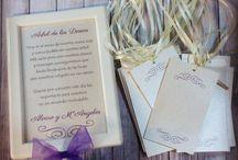 complementos de Boda / ideas de lo que necesitas para tu boda