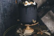 Black cakes