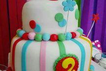 Cumpleaños colores