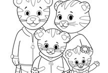 Daniel Tiger Birthday / by Carla Nunez