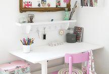 girls desk
