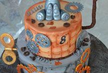 Cakes: Boys Birthdays