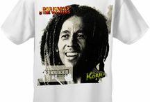 Bob Marley T-Shirts & Accessories