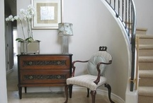 Entryway/foyer  / by Karen Huyler