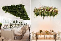 Wedding Trends / New ideas of how to express your personality on your wedding day.