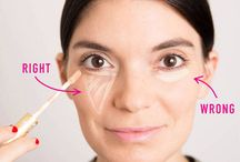 Make-up tricks and tutorials