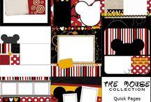 Digital Scrapbooking Ideas / by Lisa Santee