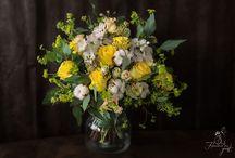 Flowers Arrangement ideas. / Creative ideas by : Florarie cu Gust - Romania